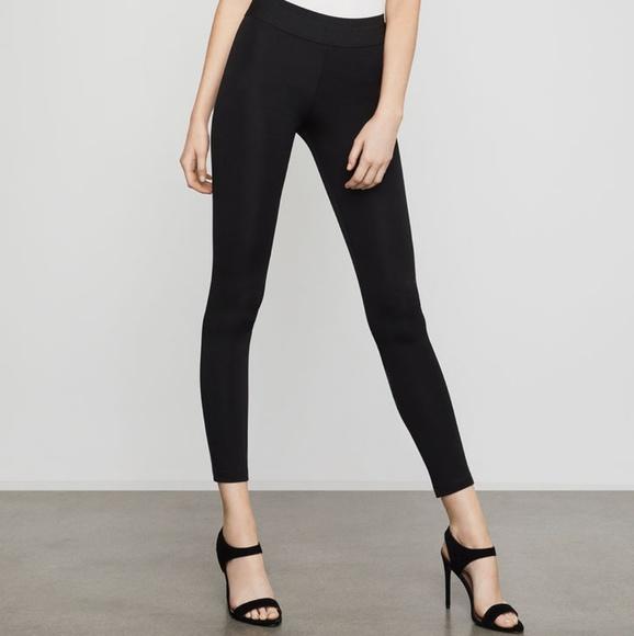 BCBGMaxAzria Pants - BCBG Max Azria Mason black leggings